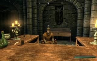 Urag Gro-Shub, il bibliotecario al quale vi dovrete rivolgere.