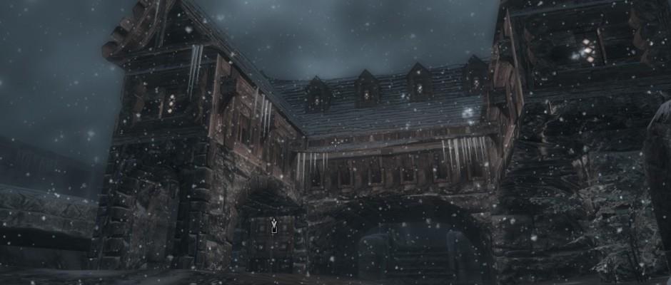 La casa degli Aretino.