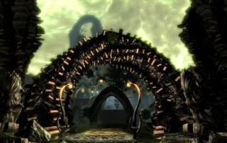 Apocrypha, il suggestivo Piano dell'Oblivion di Hermaeus Mora.