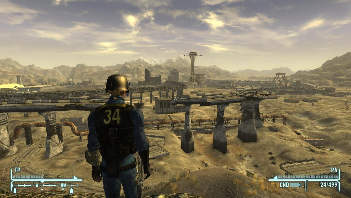 New Vegas Screenshot