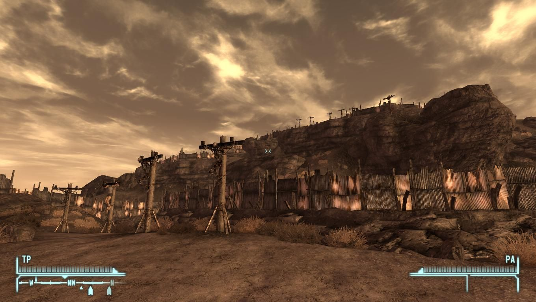 New Vegas Campo Legione