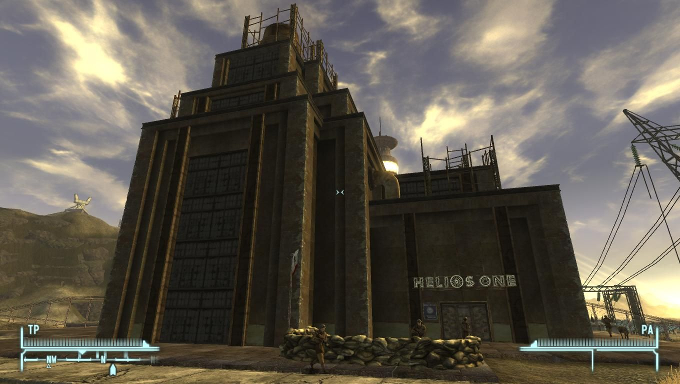 New Vegas Helios One