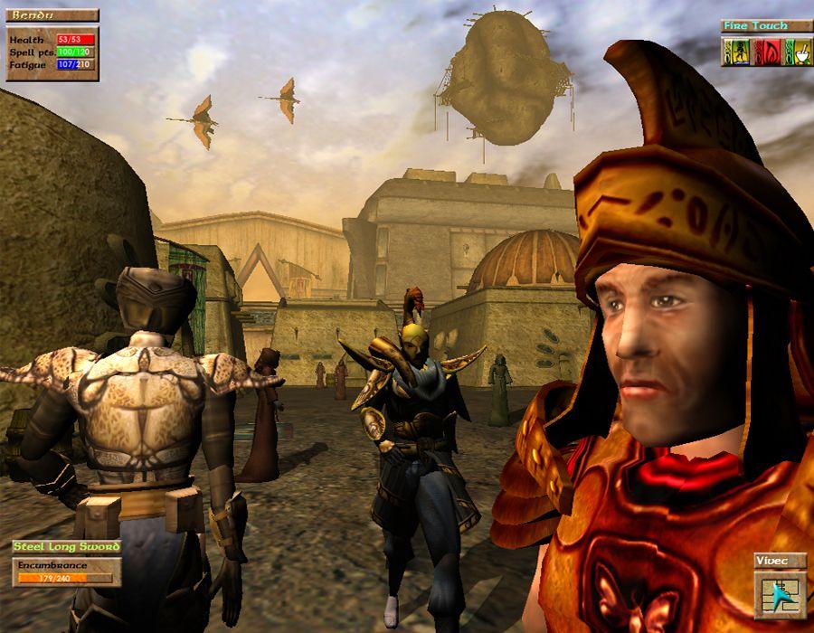 Morrowind Imperial
