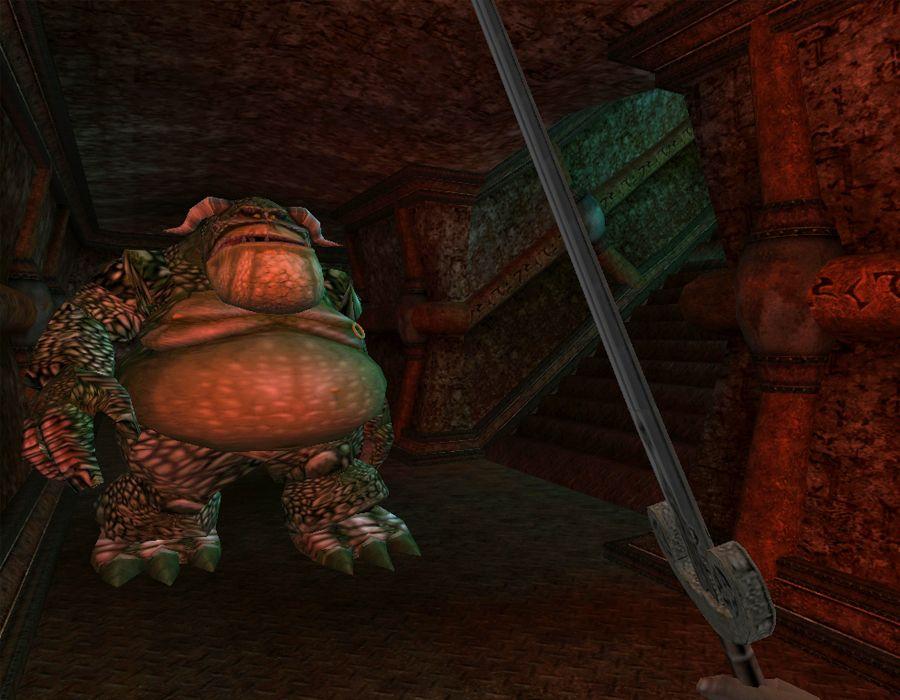 Morrowind mostro