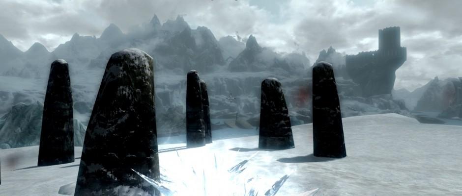 Lo Spettro del Gelo che dovrete eliminare.