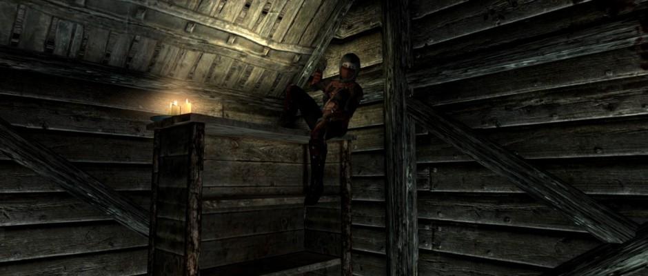 Astrid vi chiederà di uccidere un prigioniero.