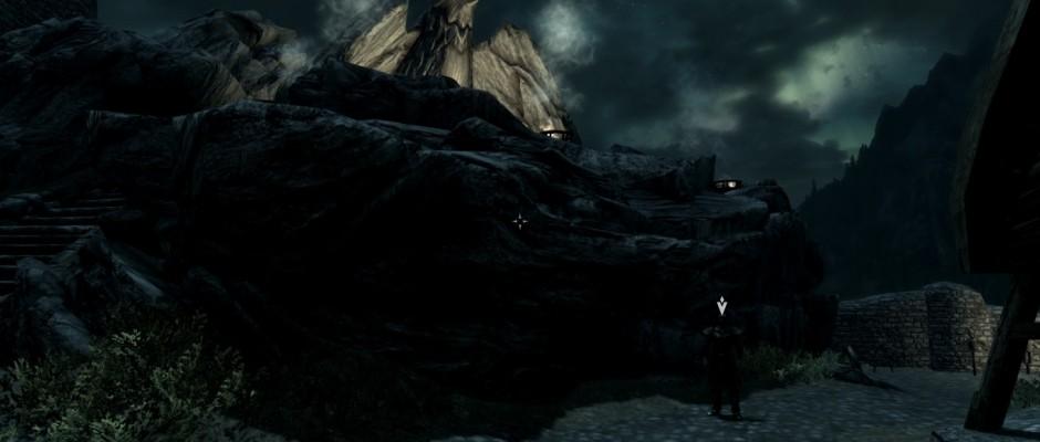 Si accede alla Forgia Terrena da una porta nascosta nella parete sotto quella Celeste.