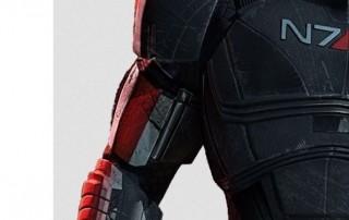 Shepard N7 corazza