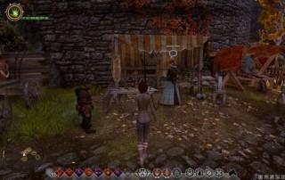 DAI - Mercante di Skyhold - Bonny Sims