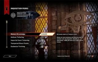 DAI - Perk Inquisizione