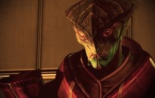 Javik, unico sopravvisuto dei Prothean