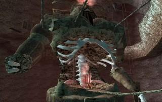 """L'Akulakhan in """"TES III: Morrowind"""""""
