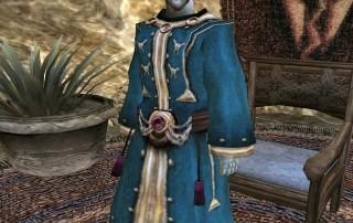 """Aryon di Tel Vos in """"TES III: Morrowind"""""""