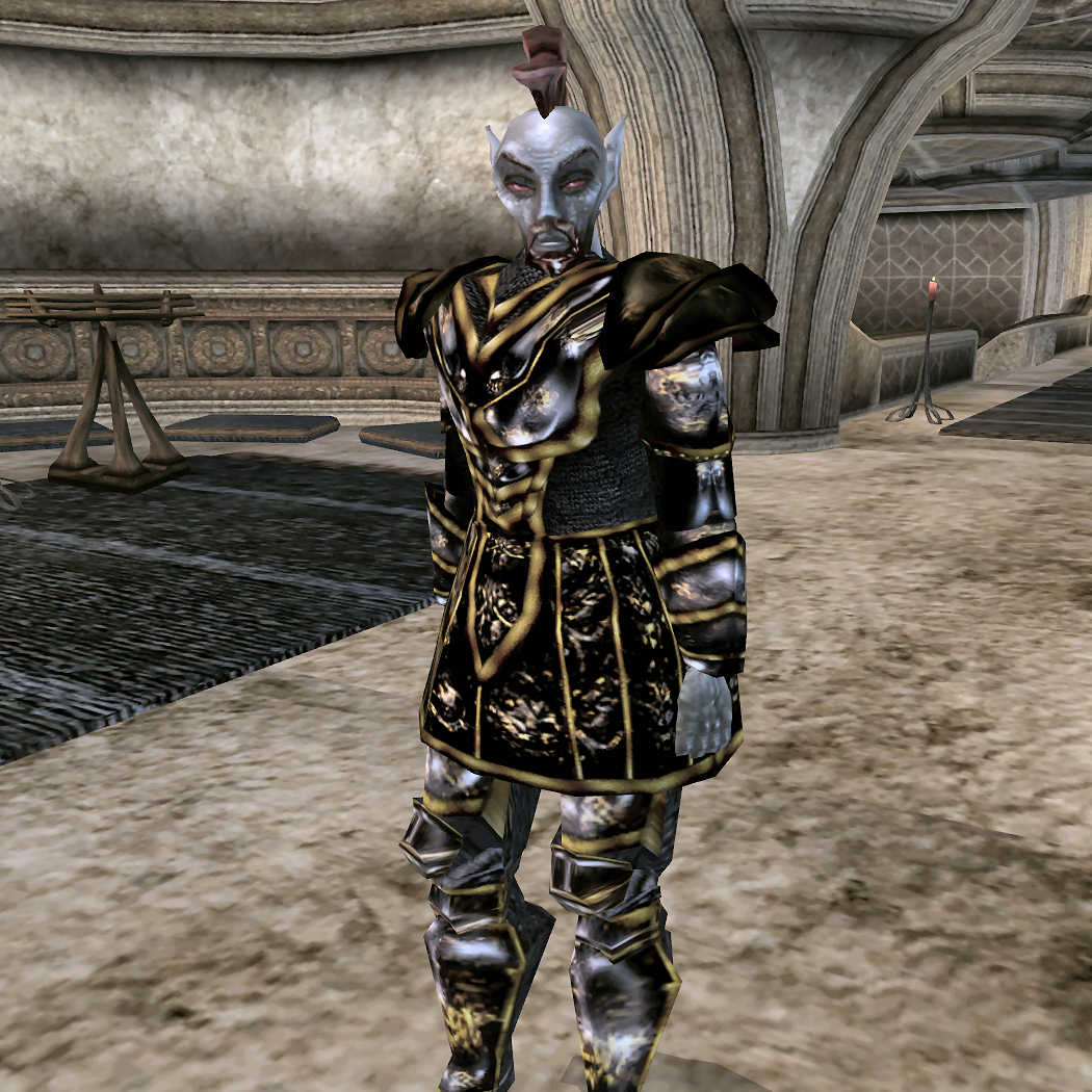 "Bolvyn Venim in ""TES III: Morrowind"""