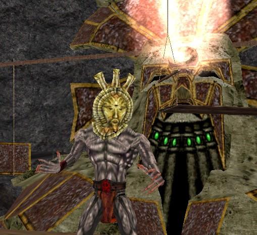 "Dagoth Ur in ""TES III: Morrowind"""