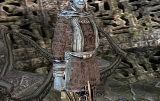 """Mistress Dratha in """"TES III: Morrowind"""""""