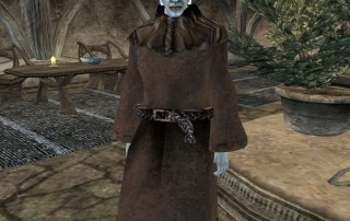 "Nileno Dorvayn è un alto esponente della Casata Hlaalu in ""TES III: Morrowind"""