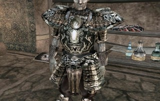 """Orvas Dren in in """"TES III: Morrowind"""""""