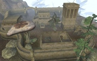"Il Rethan Manor completato in ""TES III: Morrowind"""