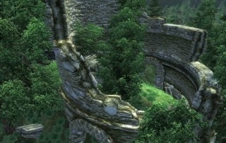 "Sundercliff Watch in ""TES IV: Oblivion"""
