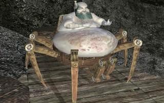"""Yagrum Bagarn in """"TES III: Morrowind"""""""