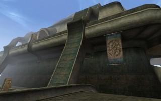 """Il cantone Telvanni a Vivec in """"TES III: Morrowind"""""""