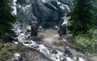Il Sepolcro del Crepuscolo in TES V: Skyrim