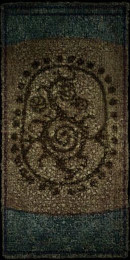 """Lo stendardo della Grande Casata Telvanni in """"TES III: Morrowind"""""""