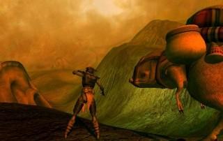 """La Blight in """"TES III: Morrowind"""""""