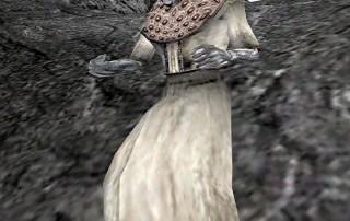 """Un Ash Ghoul in """"TES III: Morrowind"""""""